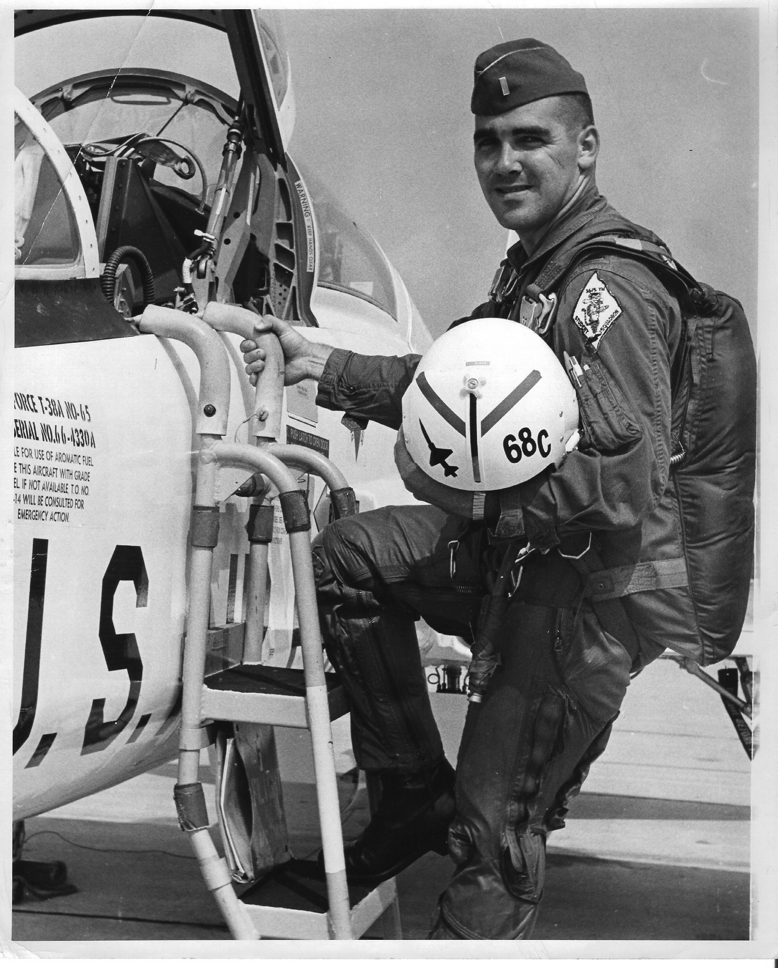 Lt. David Dinan III, 25, was killed March 17, 1969, in Laos.